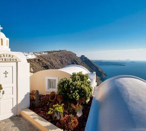 Luxury yacht charter vacations in GREECE - 10 outstanding superyachts available now