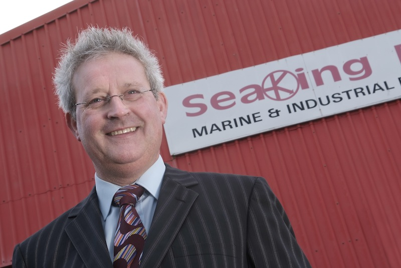 SeaKing Group Business Development Manager Neil Mellenchip