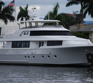 34.10m motor yacht Lady Lily by Westport sold