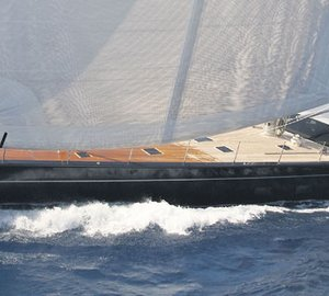Vitters 43m sailing yacht MYSTERE fitted with the NRG Sonihull System by E-Tech Yachting