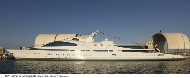 Yas Superyacht-Credit Dick Holthuis Photography
