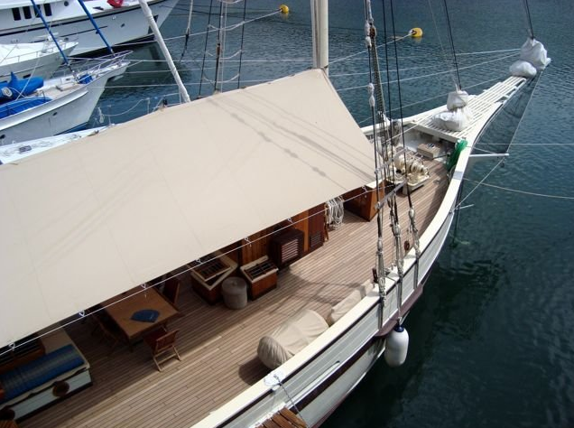 30m sailing yacht RAJA LAUT