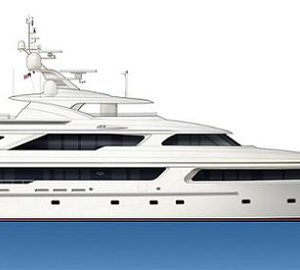 50m motor yacht Arianna (ex hull 164041) launched by Delta Marine