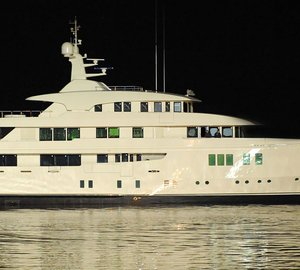 62m motor yacht MAIDELLE (project Midlandia) by Icon Yachts launched
