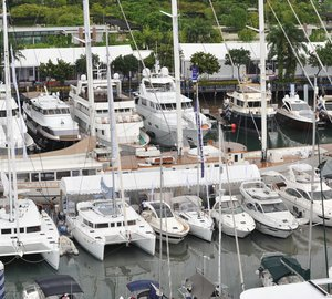 Singapore Yacht Show 2012: Bigger, better and stronger than ever before
