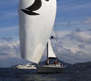The 12th Asia Superyacht Rendezvous, December 16-18, 2012