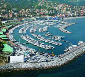 Azimut Yachts and Atlantis open weekend in Varazze, Italy