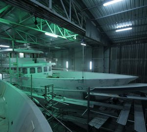 First Bilgin 160 Classic superyacht to be launched this spring