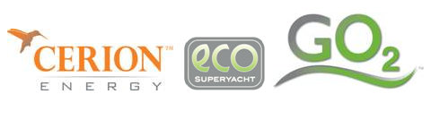 Cerion Energy and ECOsuperyacht form GO2 Global Yachting
