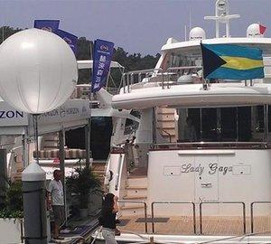 Horizon Yachts exhibited at the 2012 Hainan Rendezvous