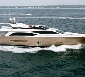 Motor Yacht MAYAMA offering excellent deal for the 2012 CANNES FILM FESTIVAL