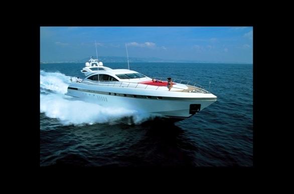 Luxury motor yacht SOAN -  Main