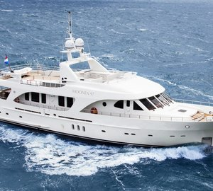 Moonen sells fourth Moonen 97 motor yacht