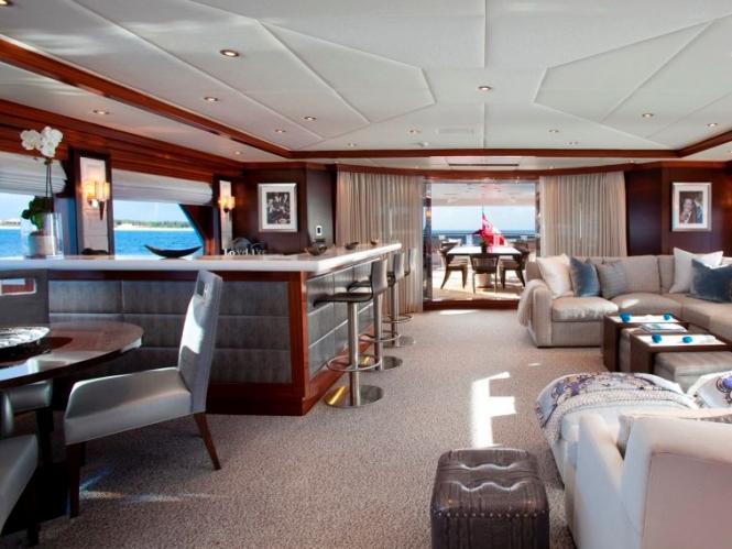 Motor Yacht Blind Dare 161 - Interior