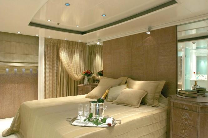 Motor yacht RM ELEGANT - Cabin