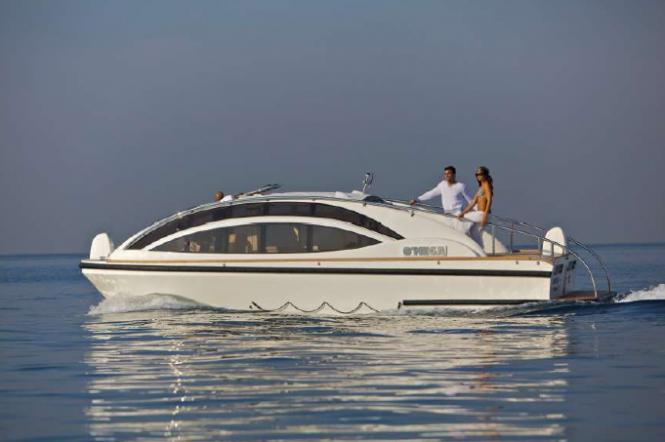 O'Mega superyacht - Tender