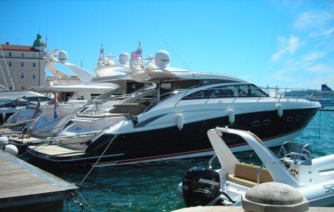 Princess Yachts at the CBS 2012 a Great Success