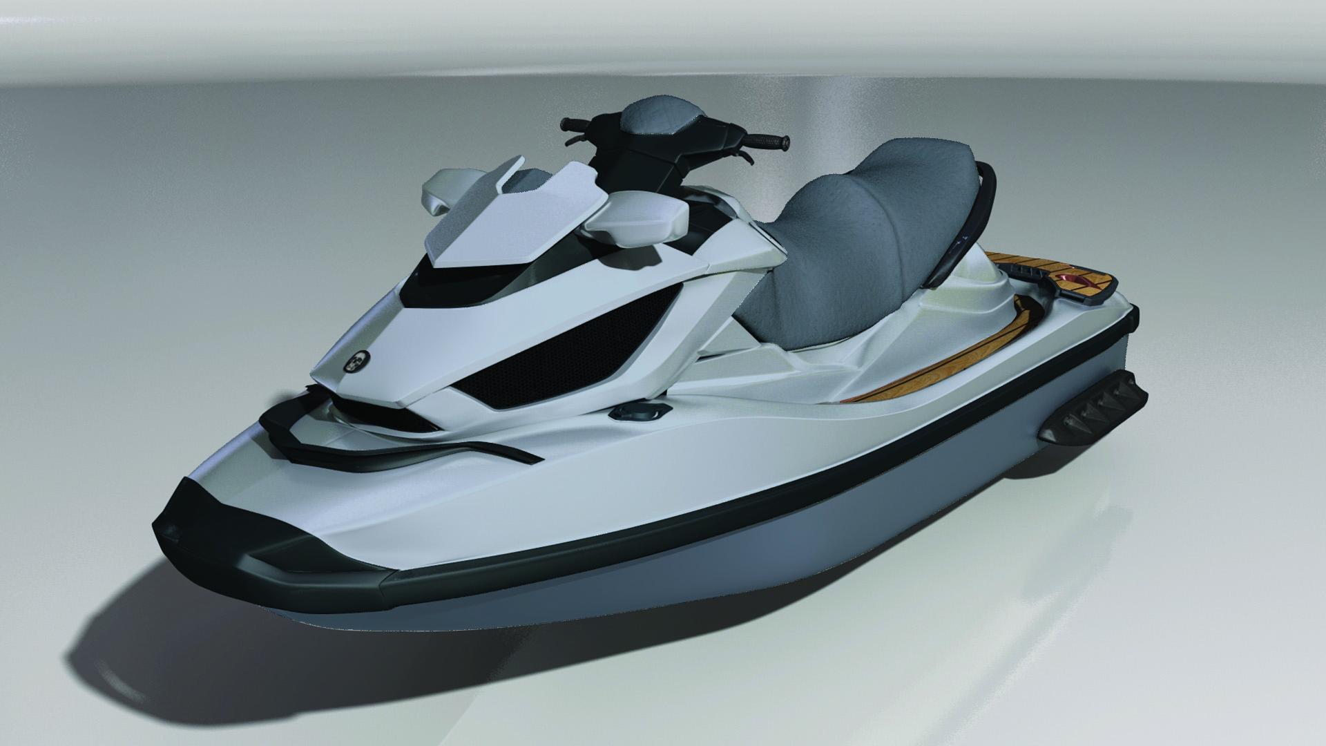 seadoo rxt 260 jet ski dark grey light grey with wood yacht charter superyacht news. Black Bedroom Furniture Sets. Home Design Ideas