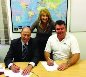 Australian Superyacht Crew in a partnership with TAFE NSW Sydney Institute Maritime