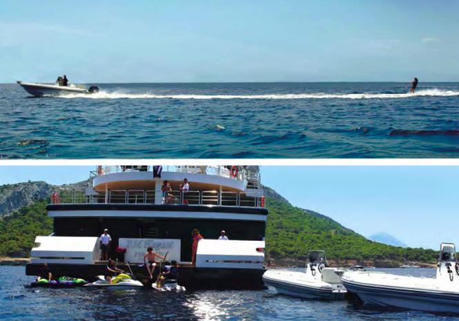 Water sports - Luxury yacht RM ELEGANT