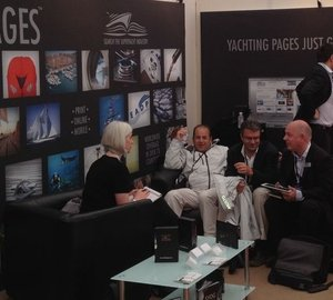 Successful 2012 Antibes Yacht Show for superyacht brokers