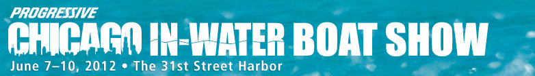 chicago boat show logo