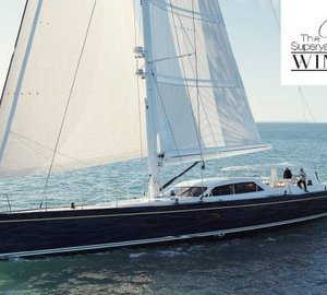 "30m luxury yacht ANTARES III receives ""Best Sailing Yacht 30-40m"" award at the World Superyacht Awards 2012"