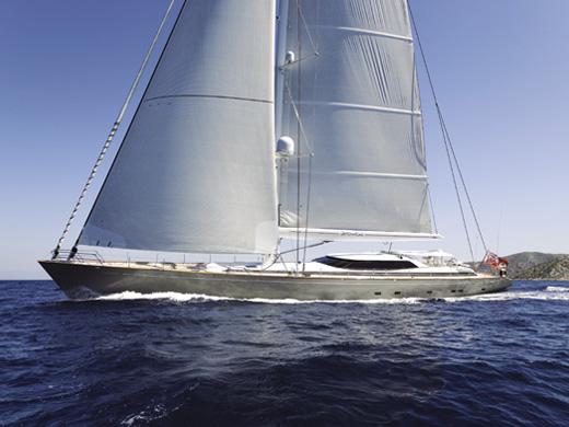 41m superyacht Destination by Alloy Yachts