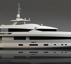 Heesen Yachts sells the first superyacht fitted with Hull Vane® - the 42m motor yacht YN 17042