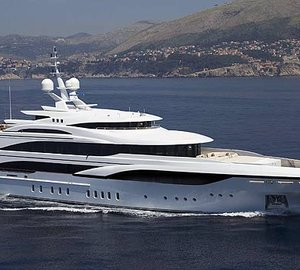 Benetti sells the 60m motor yacht Hull FB255 due to be delivered by May 2014