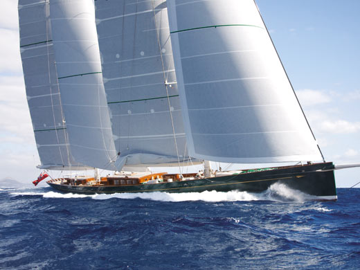 66.7m megayacht Hetairos by Baltic Yachts