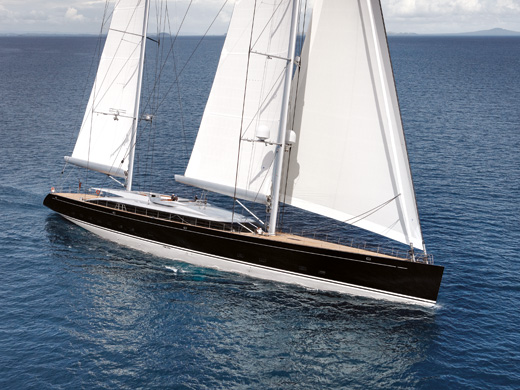 67.2m superyacht Vertigo by Alloy Yachts