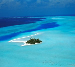 Maldives - a world favorite for a superyacht cruising journey