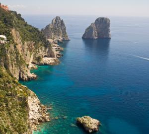 Luxury Yacht Charter Vacations around the spectacular Amalfi Coast, Naples, Corsica and Ischia