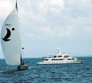The world's most amazing motor and sailing superyachts to attend the Asia Superyacht Rendezvous 2012