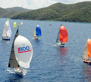 2013 BVI Spring Regatta & Sailing Festival Dates Revealed