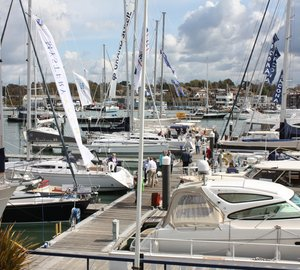 Hamble Point Boat Show 2012 a Great Success