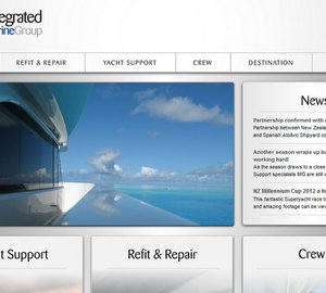 A busy season for Integrated Marine Group launching a new website