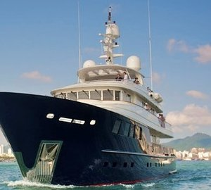 Kingship received 2012 Best Asian Yacht builder award