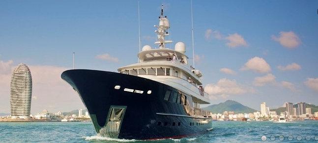 Kingship motor yacht STAR