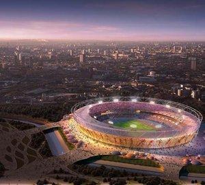 Olympic Partnership between Royal Docks London and superyacht advisory company MGMT