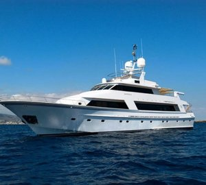 Luxury charter yacht DANIELLA available in SPAIN - 9 days for the price of 7!