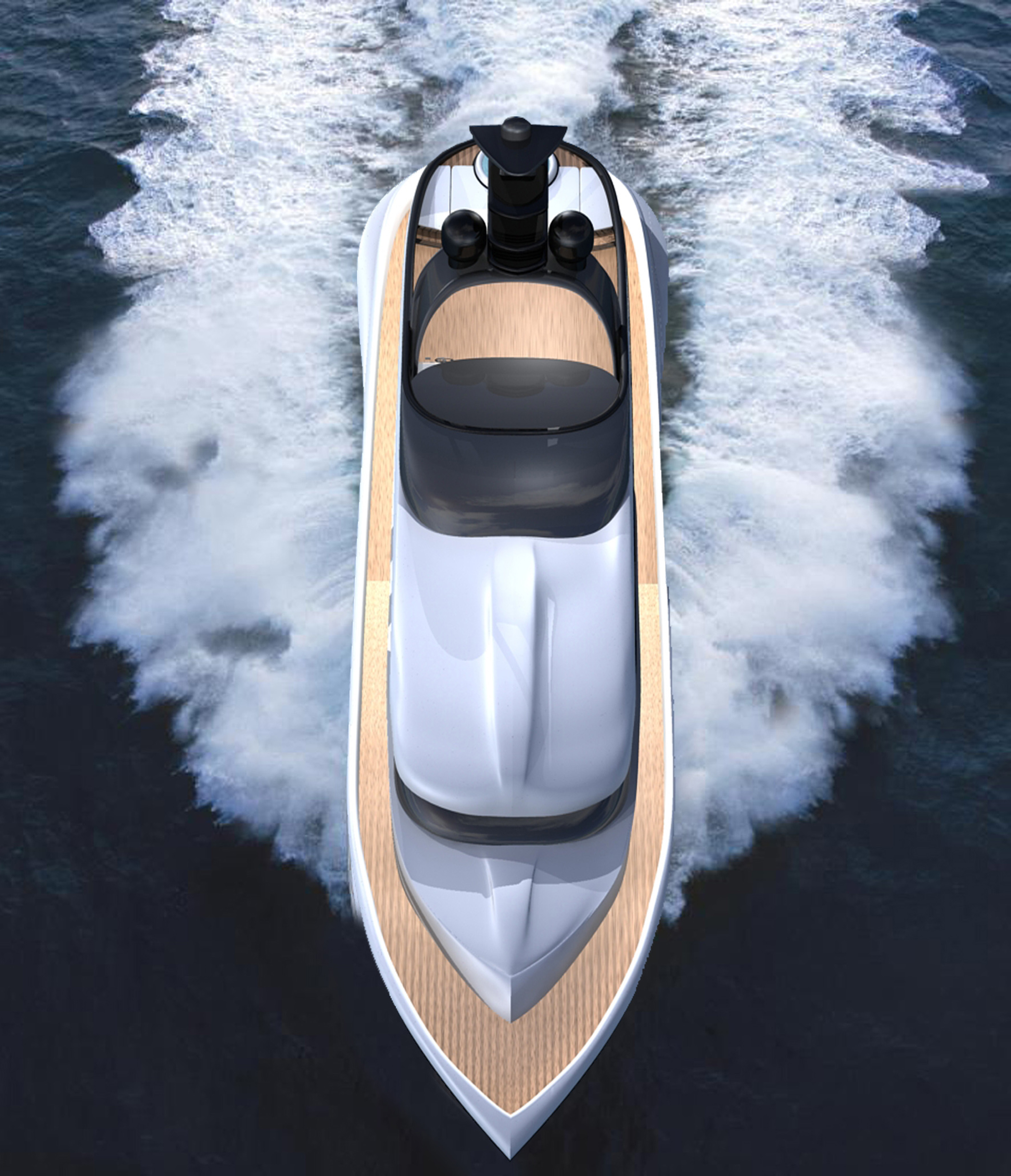 Luxury motor yacht Vento 94