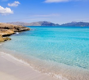 Luxury super yacht charter vacations in Spain and the Balearics