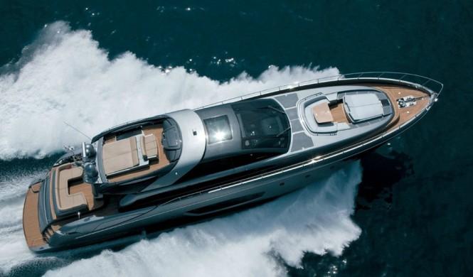 Motor Yacht Rhino -  Main
