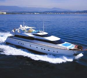 20% discount on charter yacht POWDERMONKEY in the Western Mediterranean