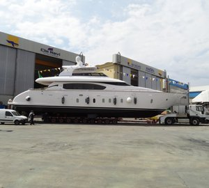 Fipa Group launched the 24m motor yacht Maiora 24S