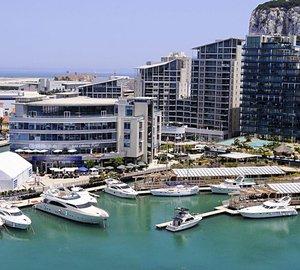 Ocean Village superyacht marina to host the Gibraltar Diamond Jubilee Flotilla