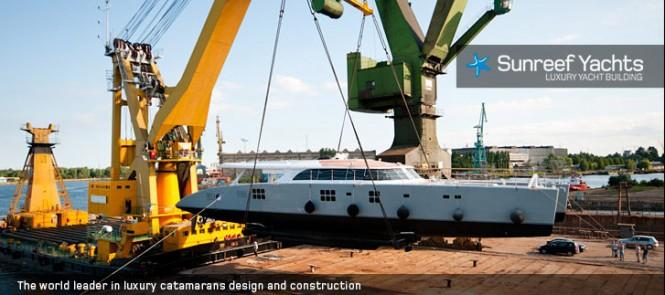 Sunreef Yachts shipyard