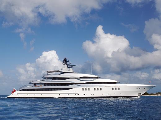 77.7m luxury yacht Tango by Feadship